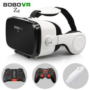 BOBOVR Z4 Virtual Reality goggles 3D glasses headset bobo vr Box smartphones