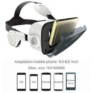 BOBOVR mini Box 2.0 3d glasses Virtual Reality goggles Google cardboard smartphones