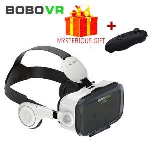 Bobo VR Bobovr Z4 3D 3 D Casque Box Virtual Reality Glasses Goggles For Smartphone