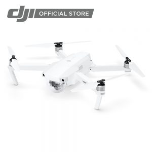 DJI Mavic Pro Alpine White Combo Professional Foldable Aerial Photography Drone