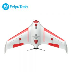 FeiyuTech fixed wing Unicorn uav drone plane solution with data transfer 20-30km