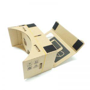 Google Cardboard 3D Glasses Virtual Reality Box V1 VR Goggles Rift Smartphone