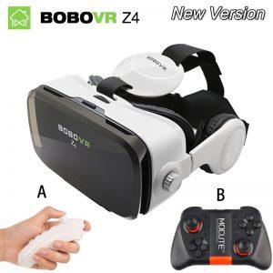 bobovr Box 2.0 Virtual Reality goggles 3D Glasses bobo vr Z4 Mini smartphone
