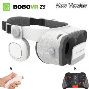 bobovr Z5/bobo vr Z5 Virtual Reality goggles 120 FOV 3D Glasses For smartphone
